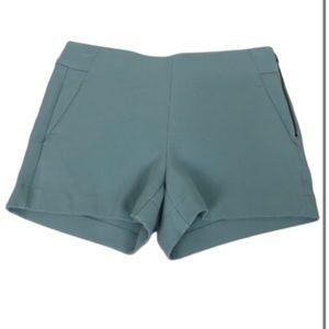 Banana Republic Chambray Blue Shorts Sz 4